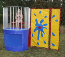 Where to find 500 Gallon Dunk Tank in Kearneysville