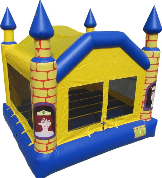 Where to find Castle Bouncer, 15x15 in Kearneysville