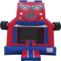 Rental store for Fire Truck Bouncer, 15x15 in Kearneysville WV