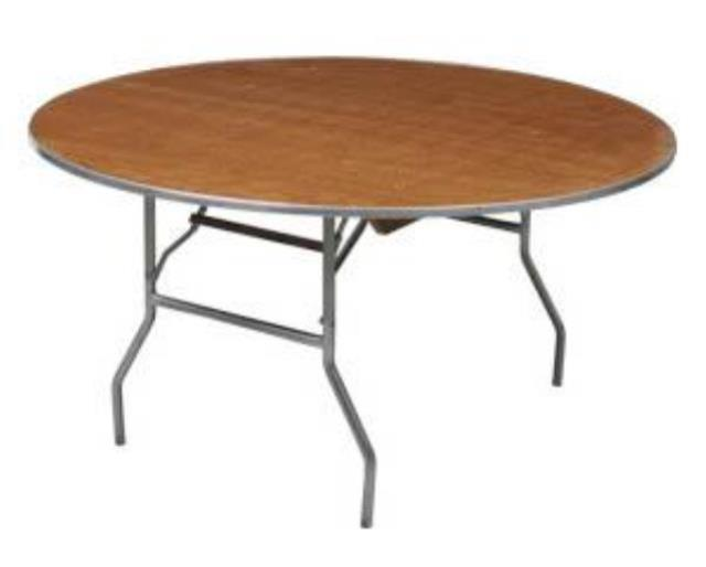 Where to find Round Tables, 60 in in Kearneysville