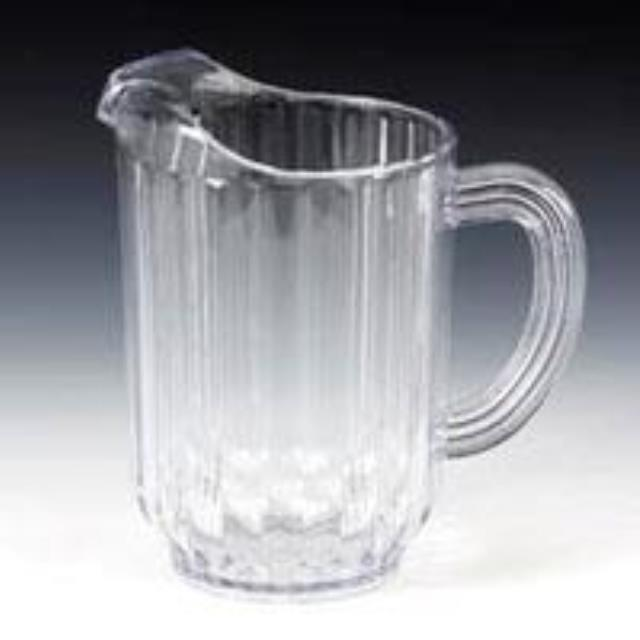 Where to find Pitcher, Plastic 60oz in Kearneysville