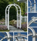 Rental store for Wedding Arch, White Vienna in Kearneysville WV