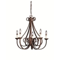 Rental store for Tent Chandelier, Rustic in Kearneysville WV