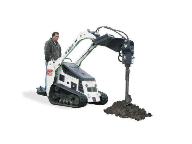 Where to find Skid Loader w  Post Hole Auger in Kearneysville