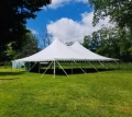 Rental store for 30 x 45 High Peak Tension Tent in Kearneysville WV