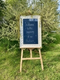 Rental store for Chalk Board and Easel in Kearneysville WV