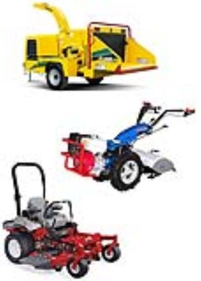 Lawn and garden equipment rentals in Kearneysville West Virginia, Ranson, Charles Town, Harpers Ferry WV