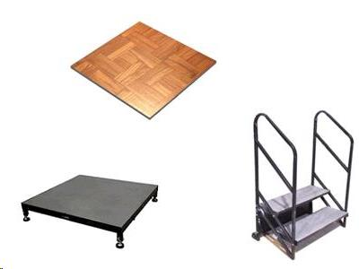 Rent Dance Floor & Staging