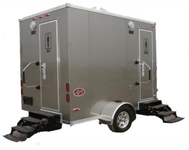 Luxury Restroom Trailer rentals in Kearneysville West Virginia, Ranson, Charles Town, Harpers Ferry WV