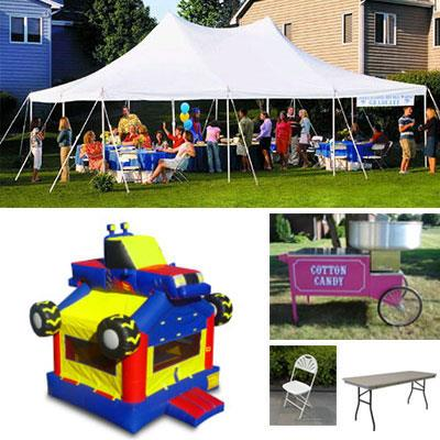 Rent *specials* 2019 Party Packages