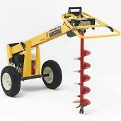 Rent Augers / Post Hole Diggers