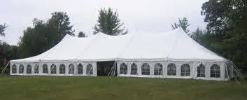 High peak tent rentals in Kearneysville West Virginia, Ranson, Charles Town, Harpers Ferry WV